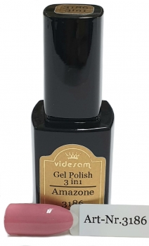 3 in 1 Gel Polish  3186 Amazone