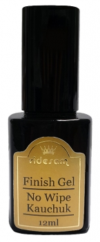 Finish Gel No Wipe Kauchuk 12 ml.