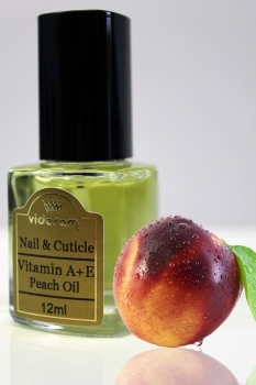 Peach Nail and Cuticul Oil 12ml