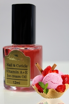 Ice Cream Nail and Cuticul Oil 12ml